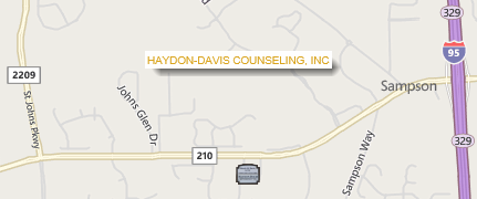 Haydon-Davis Counseling, Inc. Location